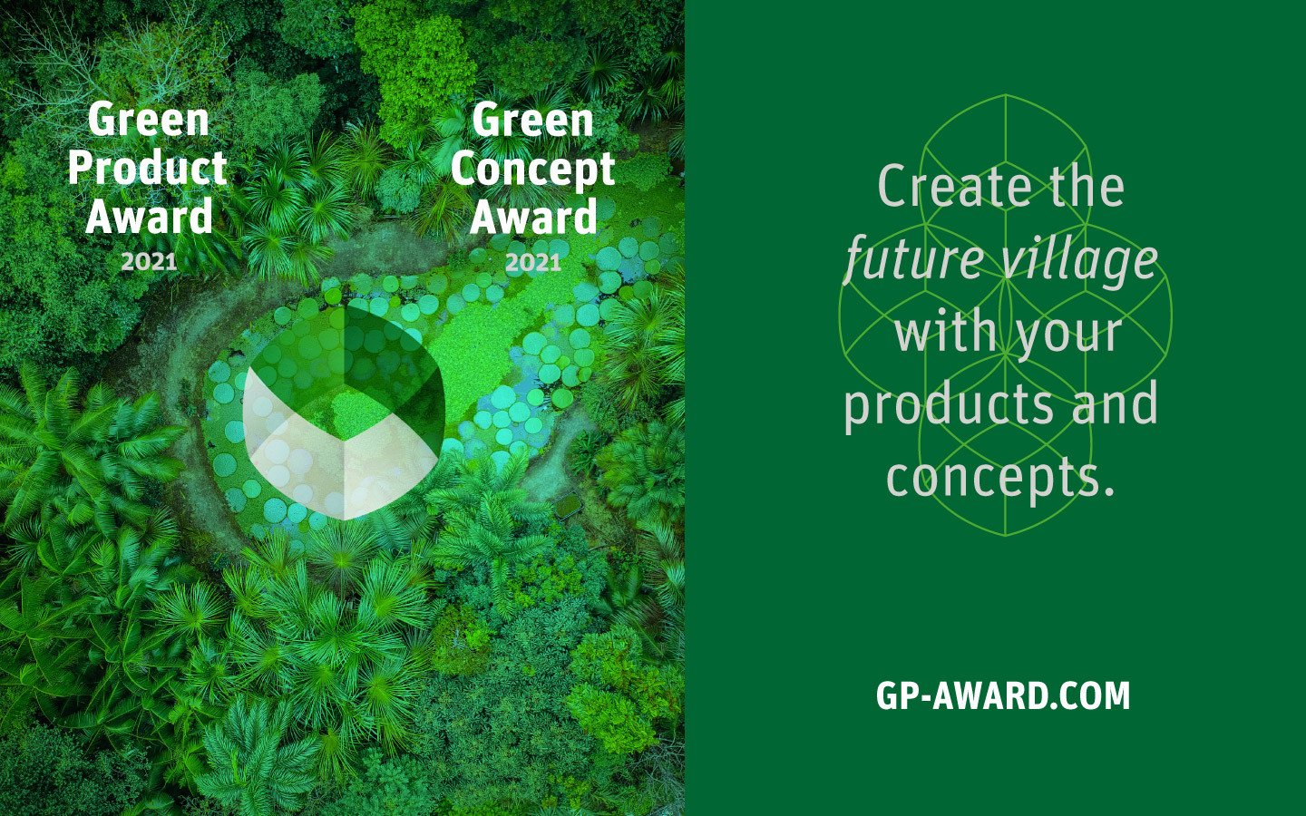 Green Product & Concept Award Call 2021