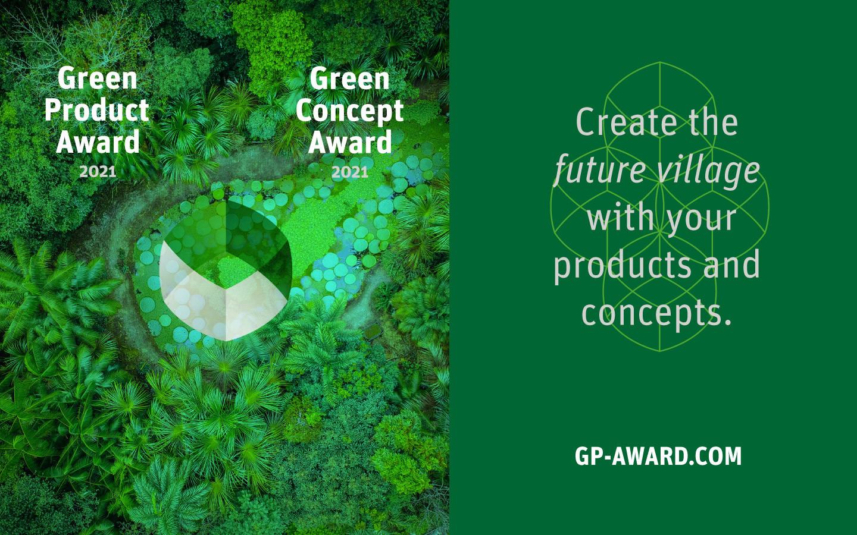 Green Product & Concept Award Call 2021