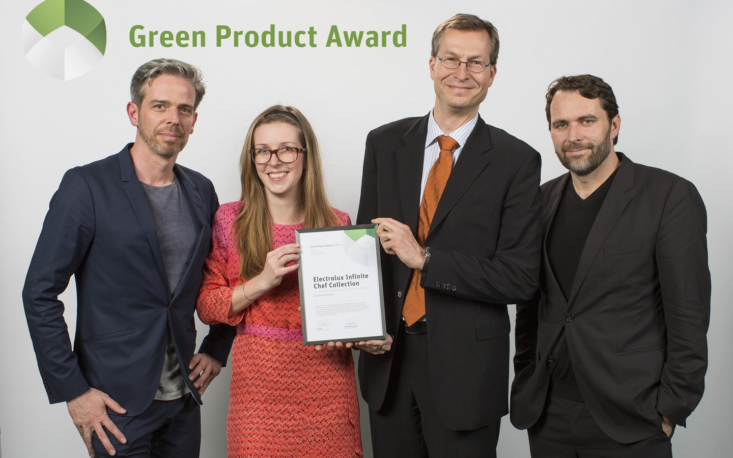 The closing event for the first ever Green Product Award