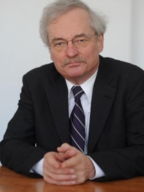 Martin Jänicke 教授博士
