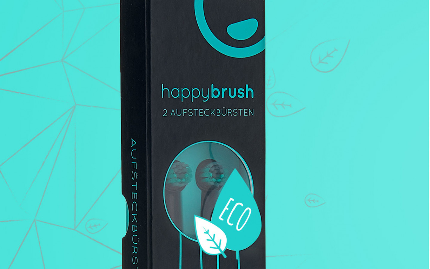 Plant-based toothbrush heads