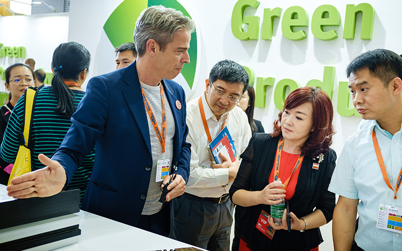 Green Product Award Messe China Ausstellung