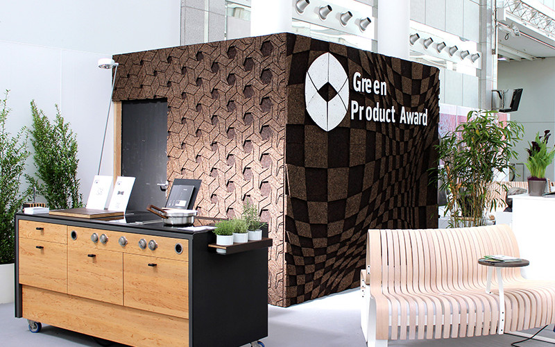 Green Product Award Messe Schweden