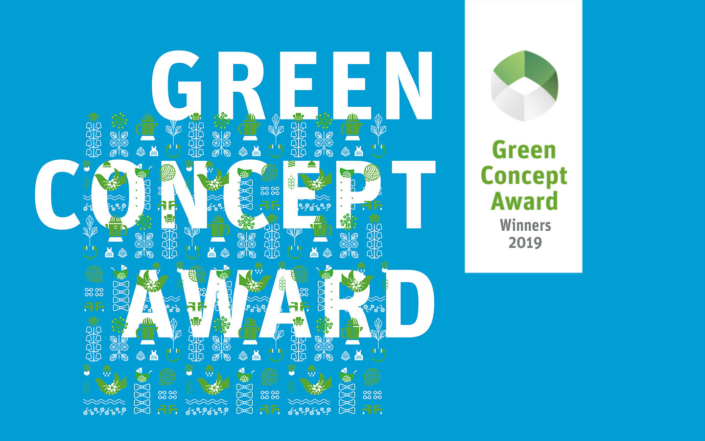 Green Concept Award- Winner 2019