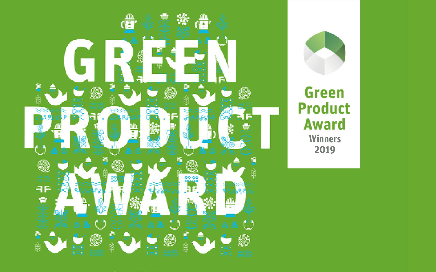 Green Product Award - 获奖者2019