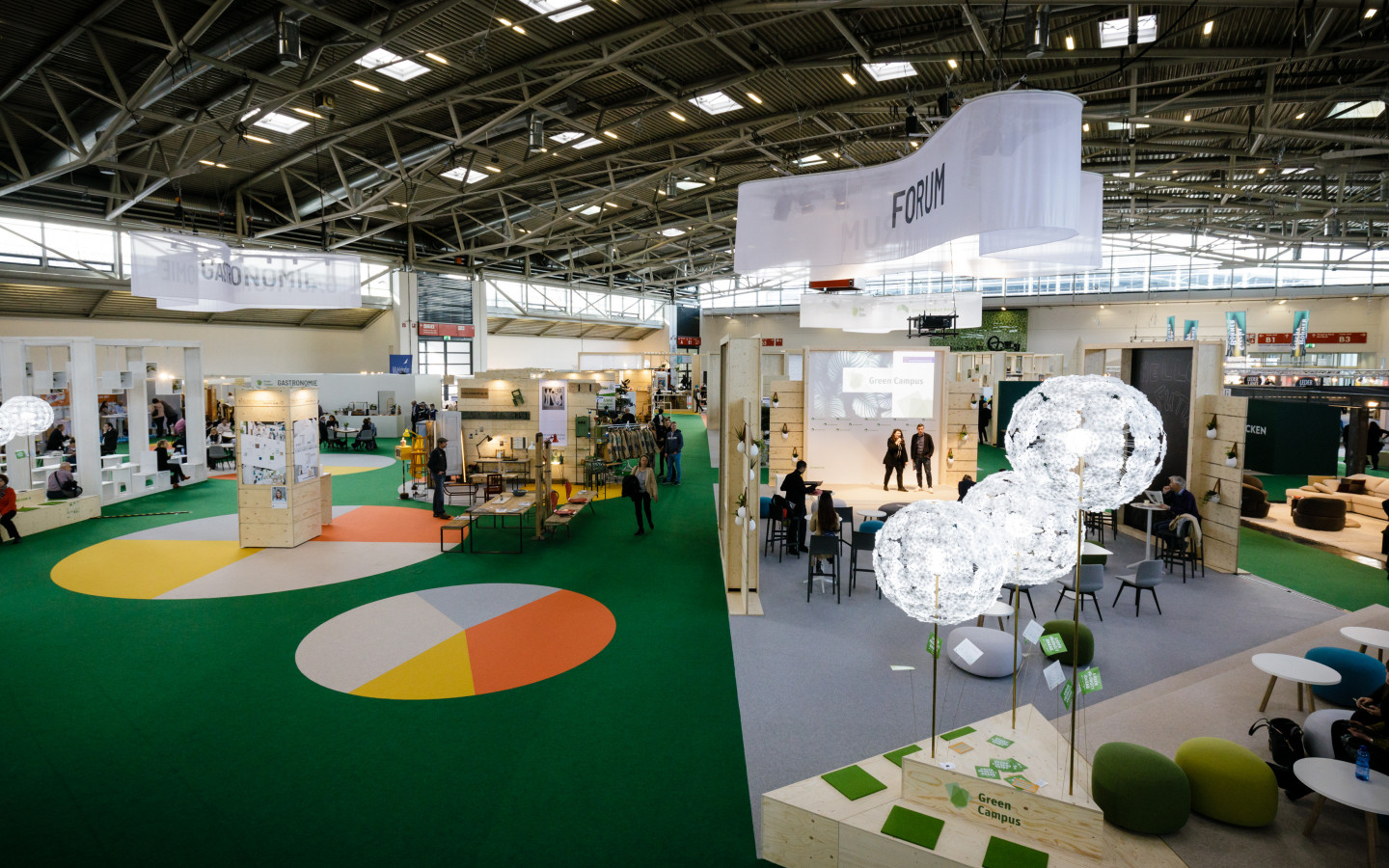 The Internationale Handwerksmesse Munich 2020