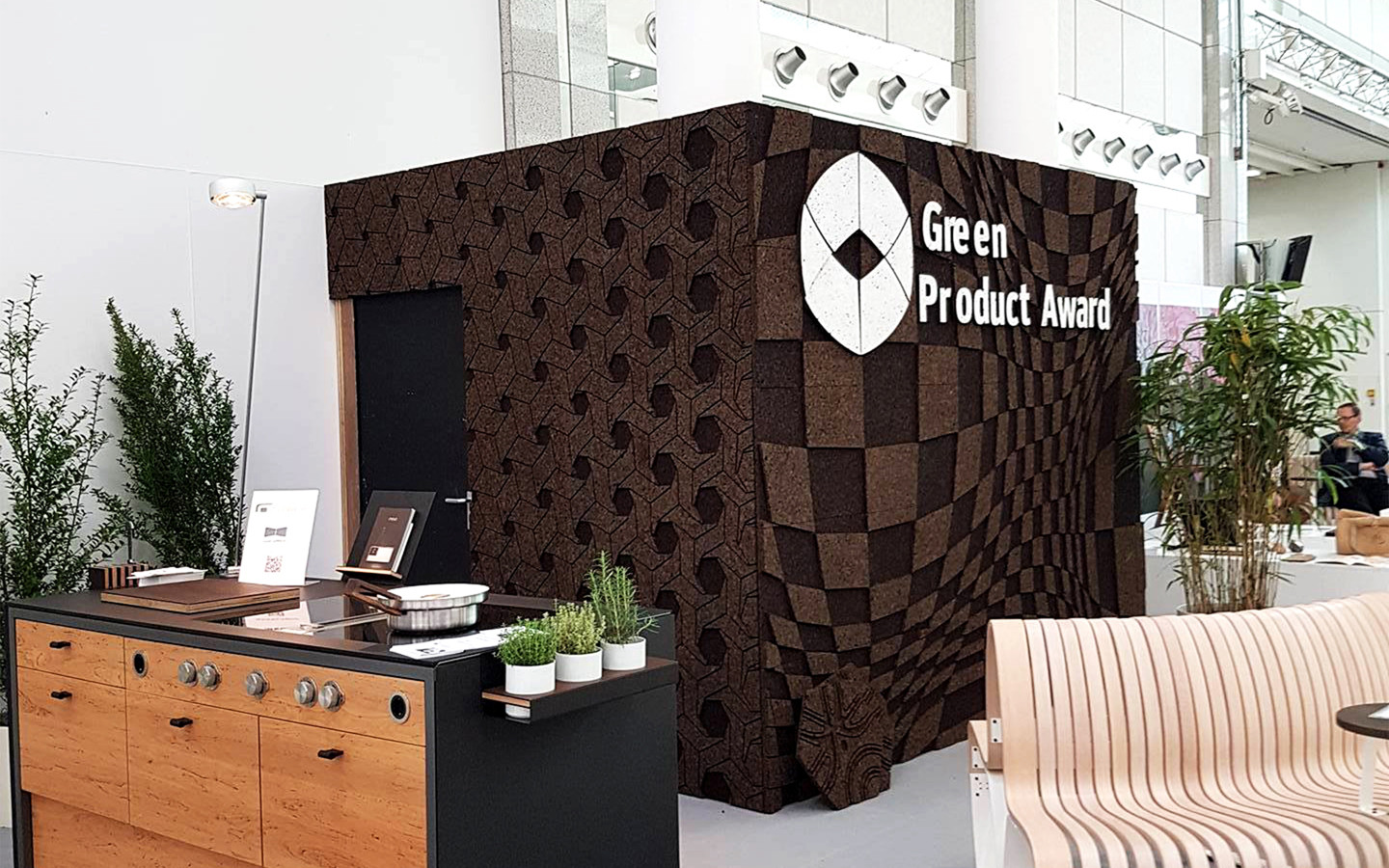Exhibition Review: Green Product Award 2017