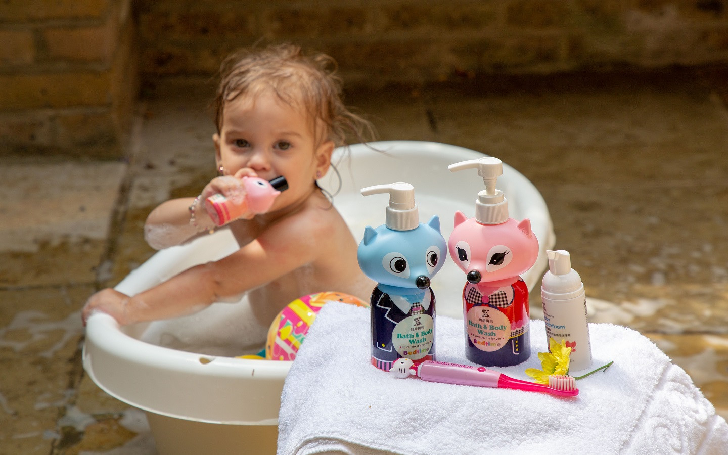 BABYSASSI NO TEARS SHAMPOO
