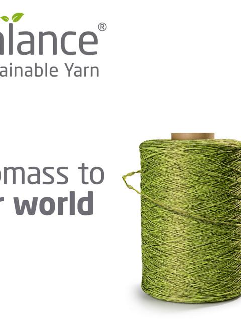 EqoBalance® biomass balance yarns
