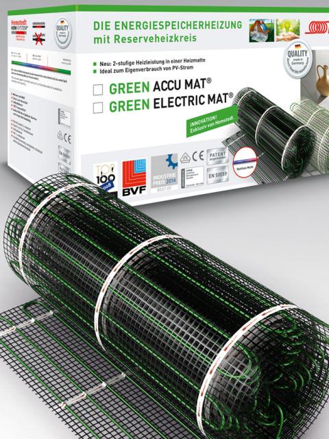 GREEN ACCU MAT®