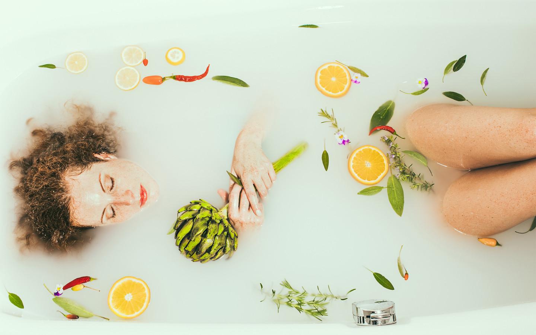 Hands on Veggies Green Cosmetics