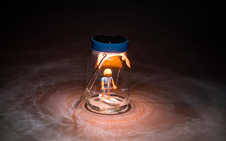 Lucioles Solar Lamps