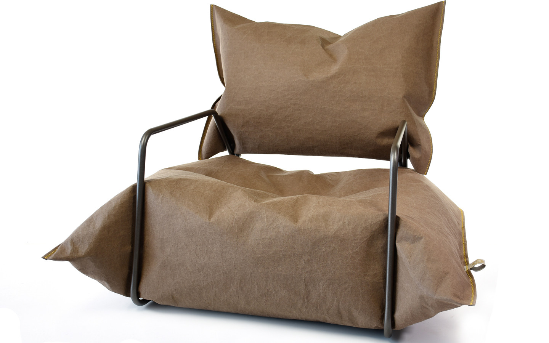 PAPER+ armchair