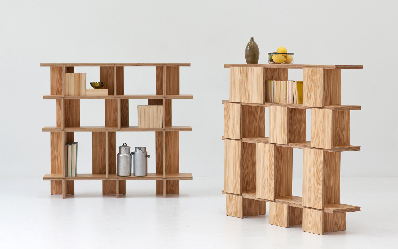 S25 - modular shelving system