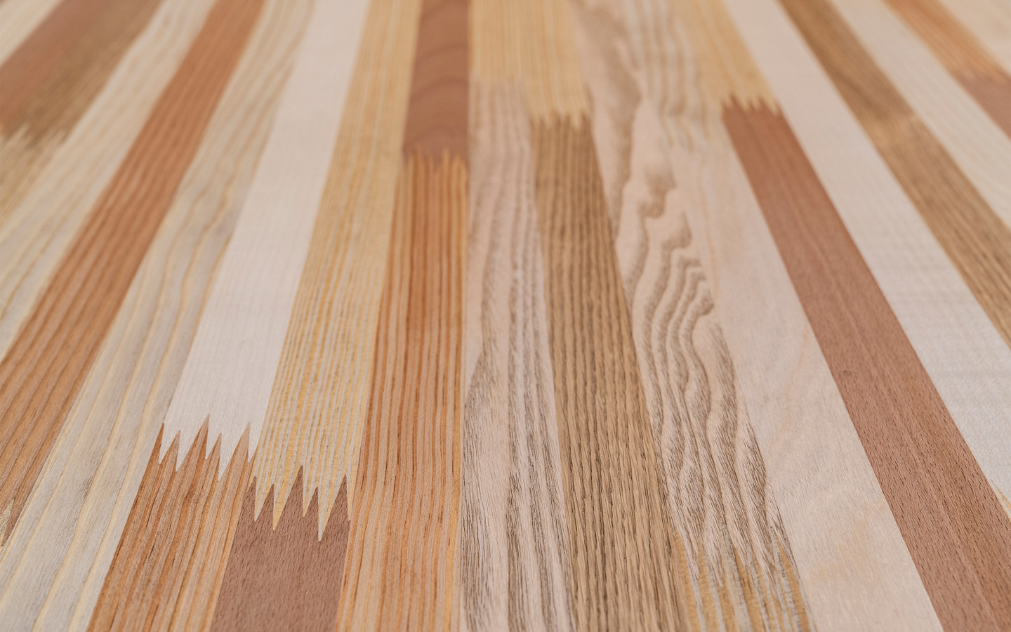 Veneer Cotta - German forest in small