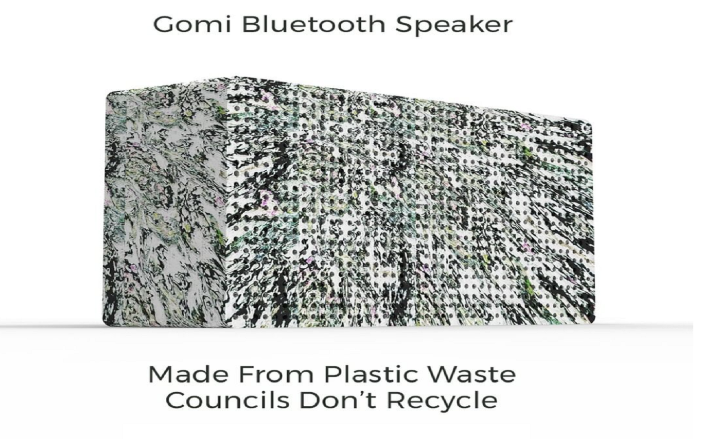 Gomi - Tech from waste