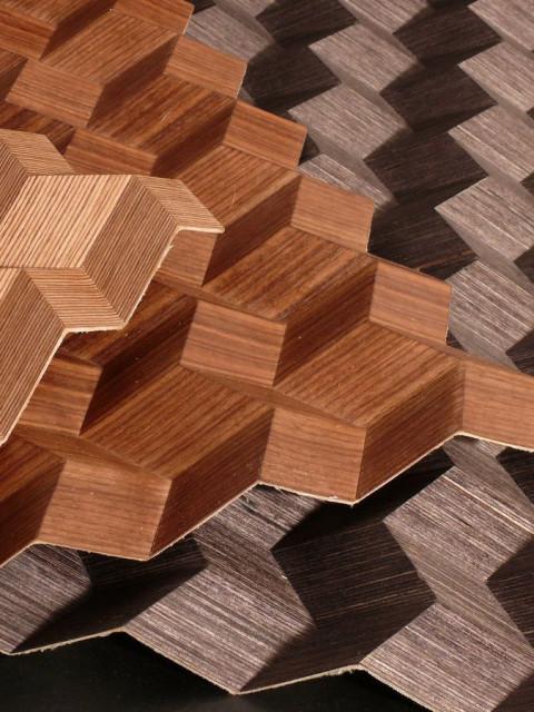 Origami Furnier