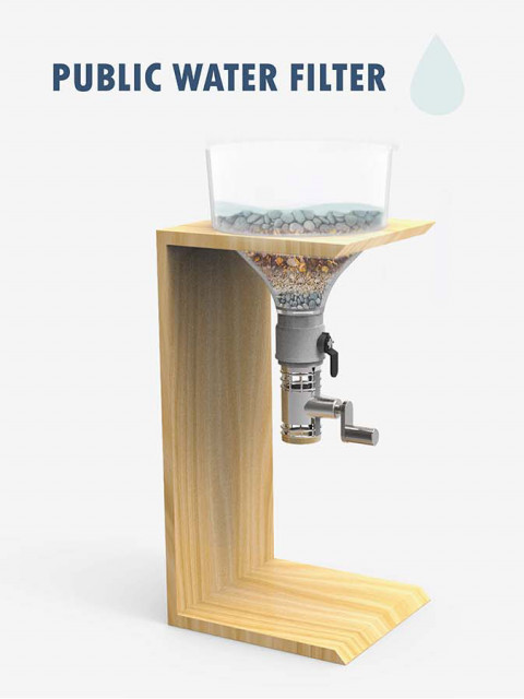 PUBLIC WATER FILTER